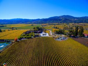 Drone in Napa/Sonoma