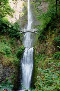 Multnomah Falls Hike