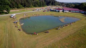 Mammoth Spring National Hatchery Fishing Derby