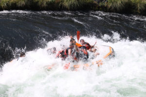 System Consultant Rafting Trip