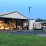EAA 1218 Fly In/Camp Out