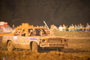 West Plains Demolition Derby